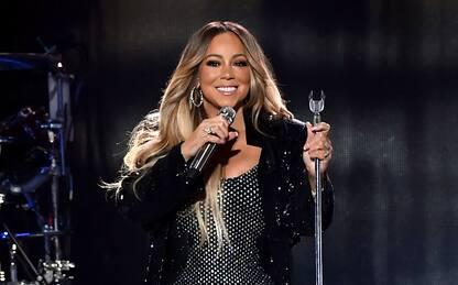Mariah Carey rivela di aver realizzato un album rock