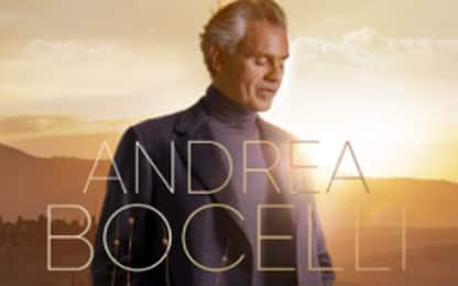 Andrea Bocelli annuncia il nuovo album Believe: esce il 13 novembre