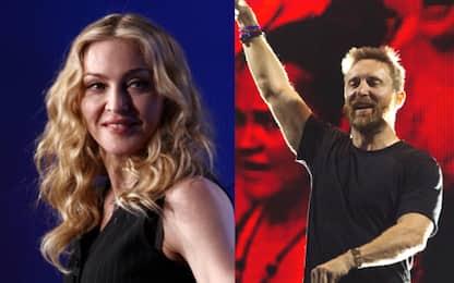 Madonna rifiutò di lavorare con David Guetta per il segno zodiacale