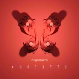 Negramaro la cover di Contatto: tridimensionale e ricorda una farfalla