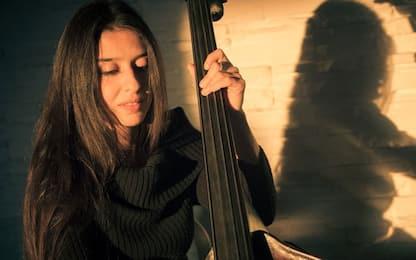 Federica Michisanti col Jazz fa un Jeux de Couleurs