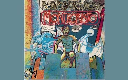 """Roberto Vecchioni, ritorna l'album """"Montecristo"""" in vinile e in cd"""