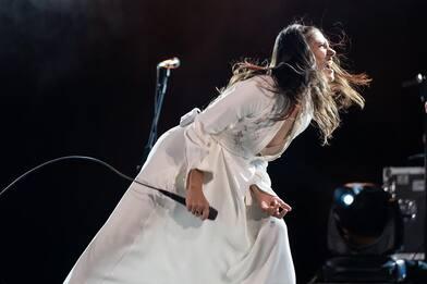 Elisa, in 8 date raccoglie 230mila euro per la sua band e la musica