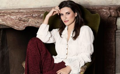 Laura Pausini rappresenterà l'Italia agli International Peace Honors