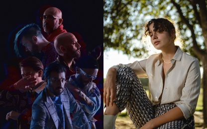 """Negramaro, tra i brani del nuovo album """"Non è vero niente"""" con Madame"""