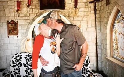 Gwen Stefani, annunciato il matrimonio con Blake Shelton