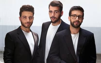 Il Volo, annunciato concerto-tributo a Ennio Morricone a Roma a giugno