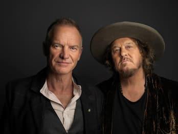 """""""September"""", arriva un duetto inedito tra Sting e Zucchero"""