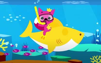 Il video più visto nella storia di Youtube: Baby Shark batte Despacito