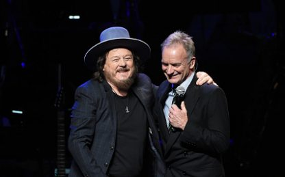 Zucchero e Sting, il 27 novembre esce il duetto September