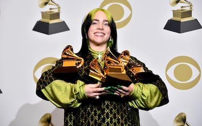 Billie Eilish, è uscito il video del nuovo singolo Therefore I Am