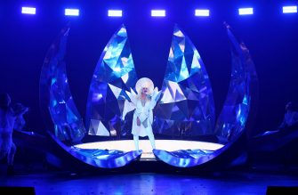 LAS VEGAS, NV - JUNE 01:  Christina Aguilera performs at the grand opening of her new Las Vegas show: THE XPERIENCE at Planet Hollywood Resort & Casino on June 1, 2019 in Las Vegas, Nevada.  (Photo by Denise Truscello/Getty Images )