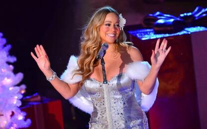 Mariah Carey, è uscito il trailer del suo spettacolo di Natale