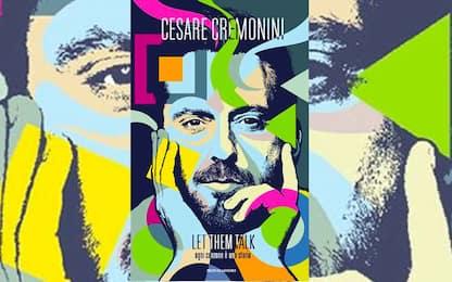 """""""Let them talk"""",  Cesare Cremonini si racconta in un libro"""