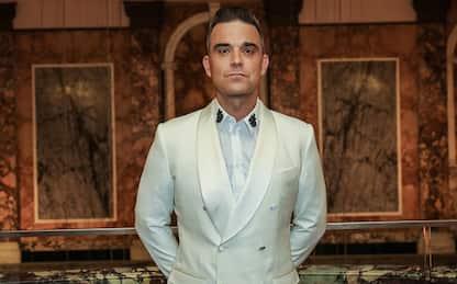 """Robbie Williams: """"Sto formando un nuovo gruppo con due amici"""""""