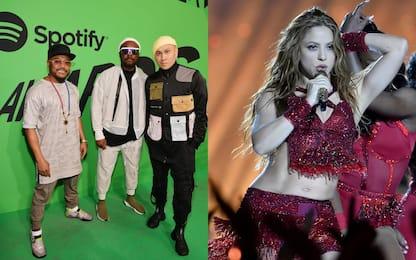 The Black Eyed Peas, il nuovo singolo è Girl Like Me con Shakira