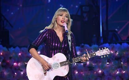 Taylor Swift ha pubblicato a sorpresa il nuovo album 'evermore'
