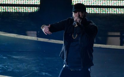 Eminem: è uscito l'album Music to be murdered by, side b