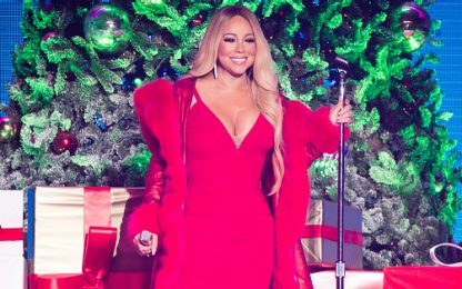 Mariah Carey, infranto un record su Spotify