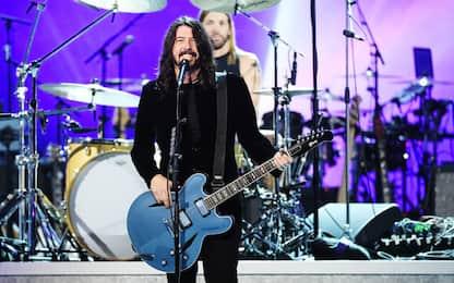 """Foo Fighters, il nuovo singolo tratto da """"Medicine At Midnight"""""""