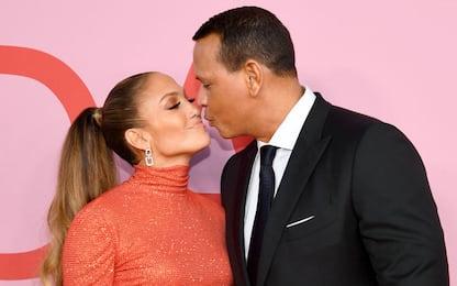 Jennifer Lopez sulle sue nozze con A-Rod: 'non c'è fretta'