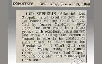 led zeppelin variety