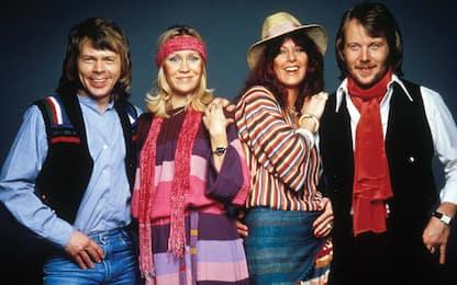 ABBA: le foto del gruppo ieri e oggi