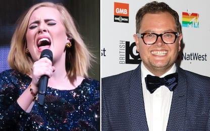 Alan Carr ha dichiarato che l'album di Adele uscirà il mese prossimo