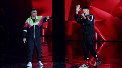 """Le """"Mezze lune"""" dei Sierra che tornano dopo  X Factor. Anteprima video"""