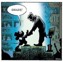 Topolino e la lirica in un fumetto a 120 anni dalla scomparsa di Verdi