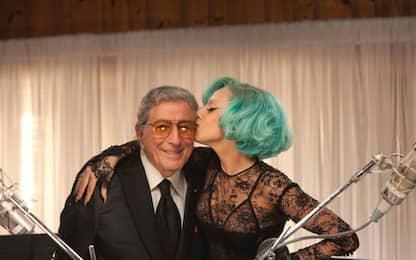 Lady Gaga e Tony Bennett, il nuovo album arriva in primavera