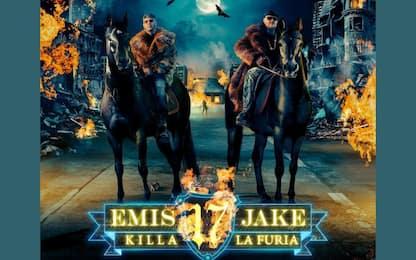 """Emis Killa e Jake La Furia, arriva la Dark Edition di """"17"""""""