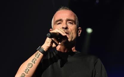 Eros Ramazzotti festeggia la vittoria di Adesso tu a Sanremo: il post