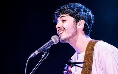 I cantanti di Sanremo 2021: Fulminacci con la canzone Santa Marinella