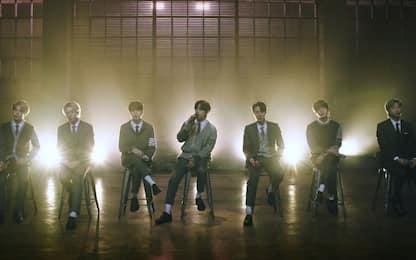 I BTS hanno partecipato a MTV Unplugged