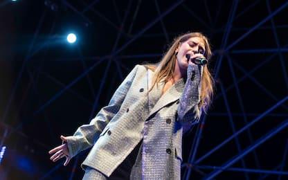 I cantanti di Sanremo 2021: Gaia con la canzone Cuore Amaro. FOTO