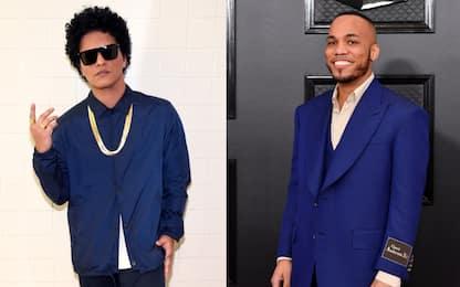 Bruno Mars e Anderson Paak formano una band, Silk Sonic