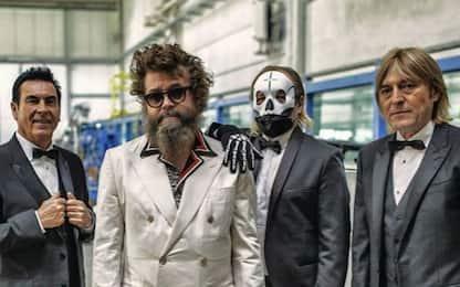 I cantanti di Sanremo 2021: sul palco gli Extraliscio e Davide Toffolo