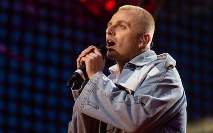 I cantanti di Sanremo 2021: Ghemon con Momento perfetto. FOTO