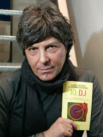 PRESENTAZIONE LIBRO IO DJ - CLAUDIO COCCOLUTO