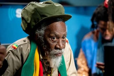 E' morto a 74 anni Bunny Wailer, il leader della band di Bob Marley