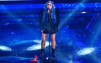 Sanremo 2021, Loredana Bertè incanta con un medley