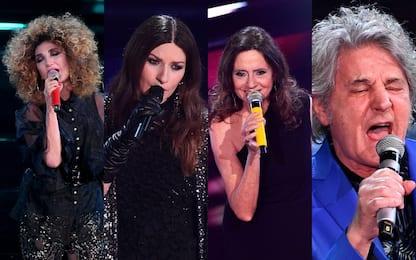 Sanremo 2021, ospiti seconda serata: da Laura Pausini a Il Volo. FOTO