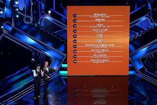 Sanremo 2021, la classifica dei Big in gara dopo la seconda serata