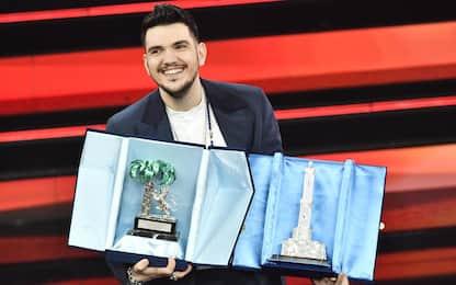 Sanremo Giovani 2021, Gaudiano vince tra le Nuove Proposte