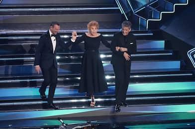 Sanremo 2021, pagelle serata finale del Festival - IN AGGIORNAMENTO