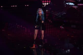 (KIKA) -Sanremo Festival 2021: first night, the BIG competition