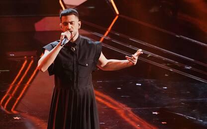Mahmood, online il backstage del videoclip del nuovo singolo Inuyasha