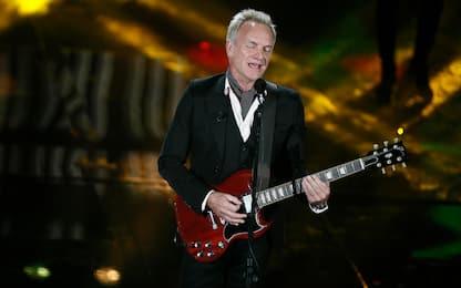 Sting canta per la giornata mondiale sulla sindrome di Down. VIDEO