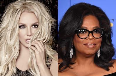 Britney Spears sta pensando di raccontarsi a Oprah Winfrey